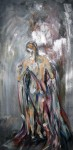 Obras de arte: Europa : España : Catalunya_Tarragona : Banyeres_Penedes : Apuntes mujer III