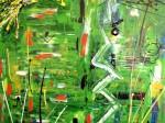 Obras de arte: America : Venezuela : Miranda : Caracas_capital : reflejo en el espejo