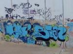 Obras de arte: Europa : España : Murcia : cartagena : Sin&Ten-bomb in blue