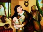 Obras de arte: America : Panamá : Veraguas : Santiago_de_Veraguas : REGALANDO  UNA VIDA