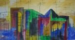Obras de arte: Europa : España : Galicia_Lugo : Villalba : La ciudad desteñida V