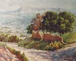 Obras de arte: Europa : España : Andalucía_Córdoba : Priego_de_Cordoba : Camino viejo de La Vega