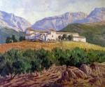 Obras de arte: Europa : España : Andalucía_Córdoba : Priego_de_Cordoba : Cortijo de Adame