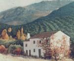 Obras de arte: Europa : España : Andalucía_Córdoba : Priego_de_Cordoba : Cortijo en Los Villares