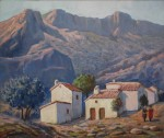 Obras de arte: Europa : España : Andalucía_Córdoba : Priego_de_Cordoba : El Garabato