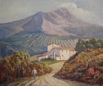Obras de arte: Europa : España : Andalucía_Córdoba : Priego_de_Cordoba : La Tiñosa II