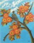 Obras de arte: America : Puerto_Rico : San_Juan_Puerto_Rico : GUAYANILLA : COLORFUL BIRD