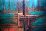 Obras de arte: America : Guatemala : Guatemala-region : Guatemala-ciudad : PUERTA