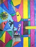 Obras de arte: America : Puerto_Rico : San_Juan_Puerto_Rico : GUAYANILLA : mascaras