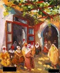 Obras de arte: Africa : Marruecos : Tanger-Tetouan : Tanger : Tetuan
