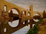 Obras de arte: Europa : España : Catalunya_Barcelona : Santpedor : Besalú