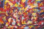 Obras de arte: Europa : España : Melilla : Melilla_ciudad : Angelitos