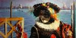 Obras de arte: America : Argentina : Buenos_Aires : Ciudad_de_Buenos_Aires : La Mascara con Sombrero.