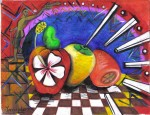 Obras de arte: America : Colombia : Cesar : Valledupar : FUSION FRUTAL DE LOS VALLES