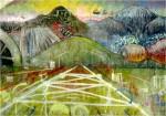 Obras de arte: America : Colombia : Cesar : Valledupar : RAICES I
