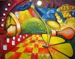 Obras de arte: America : Colombia : Cesar : Valledupar : RAICES II
