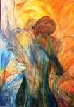 Obras de arte: America : Argentina : Buenos_Aires : Miramar : el abrazo1