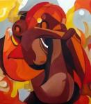 Obras de arte: America : México : Morelos : cuernavaca : AFRICA SIN TI    (