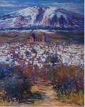 Obras de arte: Europa : España : Islas_Baleares : palma_de_mallorca : Invierno en Velez Rubio