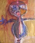 Obras de arte: America : Argentina : Buenos_Aires : lanus : crucifixiones 2,serie excluidos
