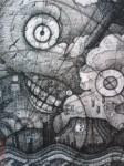 Obras de arte: America : México : Veracruz-Llave : coatzacoalcos : exquisita esquizofrenia