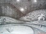 Obras de arte: America : México : Veracruz-Llave : coatzacoalcos : contemplando capas ulteriores