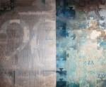Obras de arte: Europa : Países_Bajos : Limburg-holanda : Tegelen : Azulado