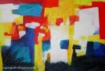 Obras de arte: America : Chile : Valparaiso : Valparaíso : horizonte trozado
