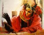Obras de arte: America : Argentina : Buenos_Aires : Ciudad_de_Buenos_Aires : La Mascara y la Paloma