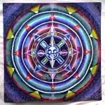 Obras de arte: America : Uruguay : Montevideo : Montevideo_ciudad : Mandala - La llama de la vida