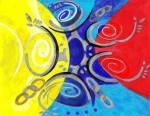 Obras de arte: America : Colombia : Cesar : Valledupar : Y COLOMBIA SE HIZO LIBRE