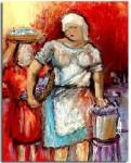 Obras de arte: Europa : España : Galicia_La_Coruña : coruña : As pesqueiras de Malpica