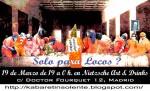 Obras de arte: Europa : España : Navarra : tudela : solo para locos