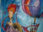 Obras de arte: America : Venezuela : Miranda : Caracas_capital : Libre como el viento
