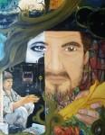 Obras de arte: America : El_Salvador : San_Salvador : San_Salvador_capital : Personaje Urbano