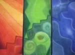 Obras de arte: America : Perú : Callao : callao-bellavista : Triptico