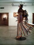 Obras de arte: Europa : España : Extremadura_Badajoz : badajoz_ciudad : Guerrera Angel