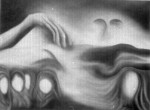 Obras de arte: America : Costa_Rica : Cartago : san-rafael-oreamuno : Desde el Infinito(evolución)