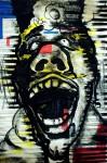 Obras de arte: America : México : Chiapas : Tapachula : MariposaButterfly