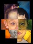 Obras de arte: America : Puerto_Rico : San_Juan_Puerto_Rico : Sanjuan : Romualdo - Eclectic Latin Children