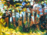 Obras de arte: America : Panam� : Panama-region : BellaVista : kamis