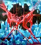 Obras de arte: America : Colombia : Distrito_Capital_de-Bogota : Bogota : EXTRAÑO PRESENTIMIENTO
