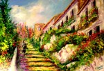 Obras de arte: Europa : España : Andalucía_Málaga : Torre_del_Mar : La Coracha