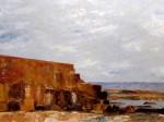 Obras de arte: Europa : España : Andalucía_Cádiz : Cádiz_capital : Cortadura