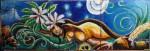 Obras de arte: America : Chile : Region_Metropolitana-Santiago : Padre_Hurtado : pachamama fertil