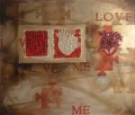 Obras de arte: Europa : Países_Bajos : Limburg-holanda : Tegelen : Love me