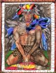 Obras de arte: America : Argentina : La_Pampa : general_pico : Embrujando al Conquistador