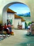 Obras de arte: Europa : España : Catalunya_Girona : Figueres : Pueblo de Cu-chincheros