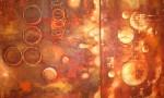 Obras de arte: America : México : Chihuahua : ciudad_juarez : gusanos I y II