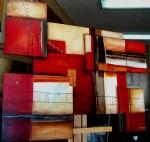 Obras de arte: America : México : Chihuahua : ciudad_juarez : Escaleras